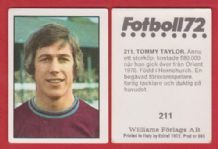 West Ham United Tommy Taylor